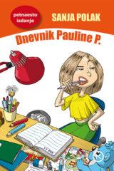 Naslovnica knjige: DNEVNIK PAULINE P.