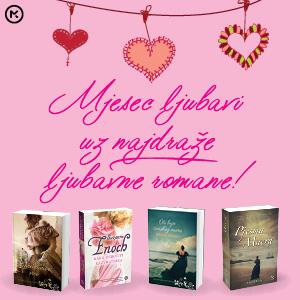Mjesec ljubavi uz najdraže ljubavne romane