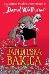 Naslovnica knjige: BANDITSKA BAKICA