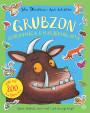GRUBZON – Slikovnica s naljepnicama