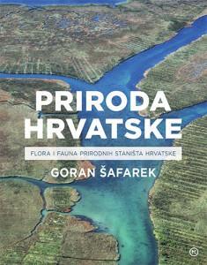 Naslovnica knjige: PRIRODA HRVATSKE