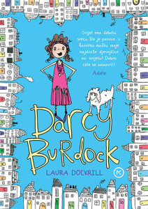 Naslovnica knjige: DARCY BURDOCK