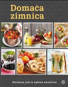 Naslovnica knjige: DOMAĆA ZIMNICA