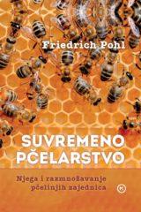 Naslovnica knjige: SUVREMENO PČELARSTVO