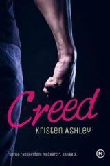 Naslovnica knjige: CREED