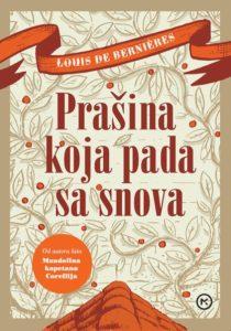 Naslovnica knjige: PRAŠINA KOJA PADA SA SNOVA