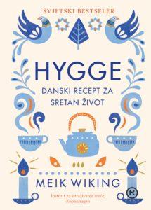 Naslovnica knjige: HYGGE – Danski recept za sretan život