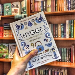 PREDSTAVLJEN HYGGE – DANSKI RECEPT ZA SRETAN ŽIVOT naslovnica