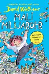 Naslovnica knjige: MALI MILIJARDER