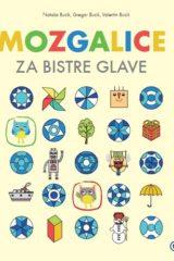 Naslovnica knjige: MOZGALICE ZA BISTRE GLAVE