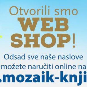 Otvorili smo WEB SHOP! naslovnica
