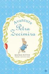 Naslovnica knjige: AVANTURE PETRA ZECIMIRA