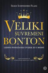 Naslovnica knjige: VELIKI SUVREMENI BONTON