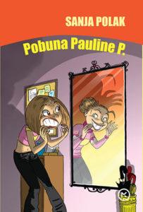 Naslovnica knjige: POBUNA PAULINE P.