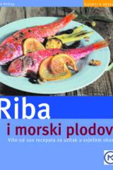 Naslovnica knjige: RIBA I MORSKI PLODOVI