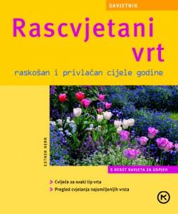 Naslovnica knjige: RASCVJETANI VRT