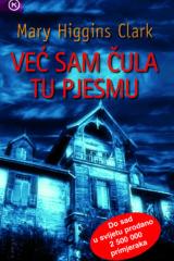 Naslovnica knjige: VEĆ SAM ČULA TU PJESMU