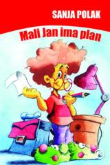 Naslovnica knjige: MALI JAN IMA PLAN