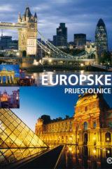 Naslovnica knjige: EUROPSKE PRIJESTOLNICE