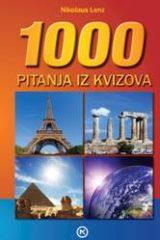 Naslovnica knjige: 1000 PITANJA IZ KVIZOVA