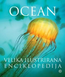 Naslovnica knjige: OCEAN – VELIKA ILUSTRIRANA ENCIKLOPEDIJA