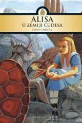 Naslovnica knjige: ALISA U ZEMLJI ČUDESA