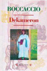 Naslovnica knjige: DEKAMERON