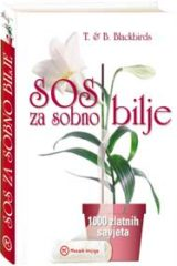 Naslovnica knjige: SOS ZA SOBNO BILJE
