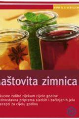 Naslovnica knjige: MAŠTOVITA ZIMNICA