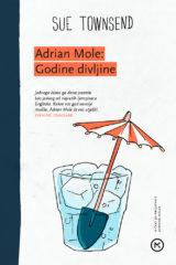 Naslovnica knjige: ADRIAN MOLE I GODINE DIVLJINE