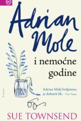 Naslovnica knjige: ADRIAN MOLE I NEMOĆNE GODINE