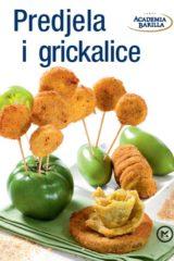 Naslovnica knjige: PREDJELA I GRICKALICE