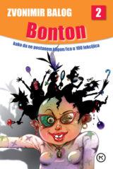 Naslovnica knjige: BONTON-KNJIGA DRUGA