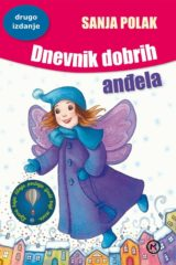 Naslovnica knjige: DNEVNIK DOBRIH ANĐELA