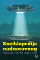 Naslovnica knjige: ENCIKLOPEDIJA NADNARAVNOG