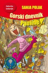 Naslovnica knjige: GORSKI DNEVNIK PAULINE P.