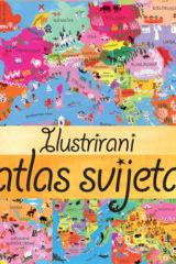 Naslovnica knjige: ILUSTRIRANI ATLAS SVIJETA