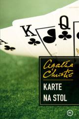 Naslovnica knjige: KARTE NA STOL