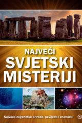 Naslovnica knjige: NAJVEĆI SVJETSKI MISTERIJI