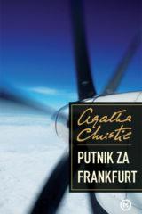 Naslovnica knjige: PUTNIK ZA FRANKFURT