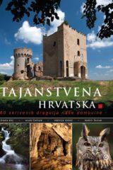 Naslovnica knjige: TAJANSTVENA HRVATSKA