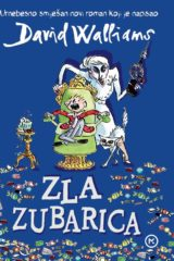 Naslovnica knjige: ZLA ZUBARICA