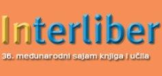 INTERLIBER – od 12. do 17.11. – ZG velesajam – paviljoni 5 i 6 naslovnica