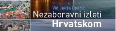 KRENITE NA NEZABORAVNE IZLETE HRVATSKOM naslovnica