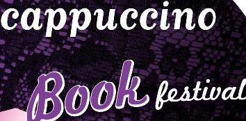 Dobro došli na Capuccino Book Festival naslovnica