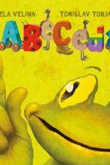 Naslovnica knjige: ŽABECEDA