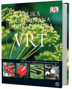 Naslovnica knjige: Vrt-velika ilustrirana enciklopedija