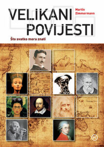 Naslovnica knjige: Velikani povijesti