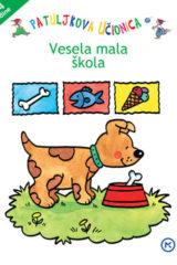 Naslovnica knjige: Patuljkova učionica- vesela mala škola