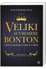 Naslovnica knjige: VELIKI SUVREMENI BONTON, 2.izdanje